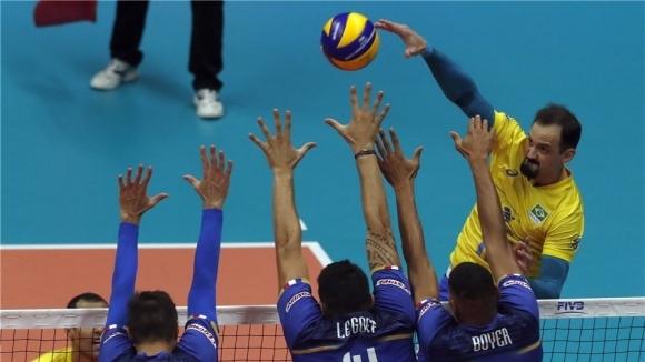 България остана извън първите осем на световното първенство по волейбол