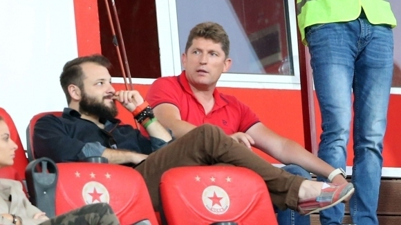 Мениджърът на ЦСКА-София - Стойчо Стоилов, публикува пост в една