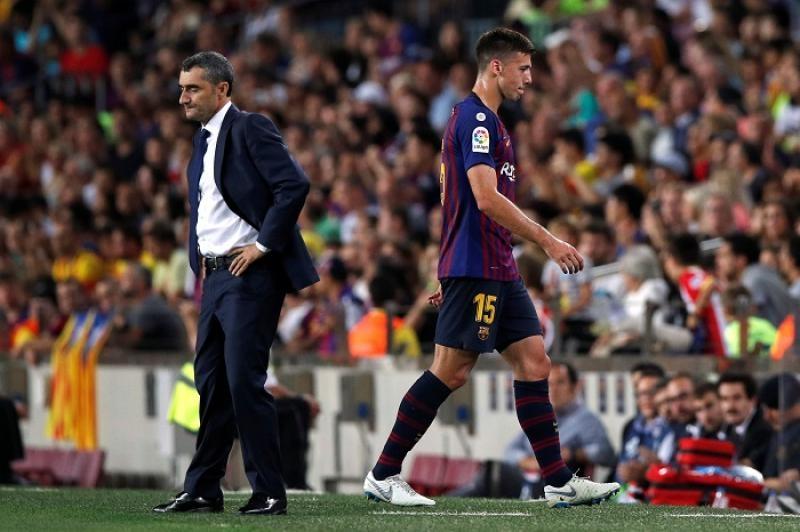 Мачът Барселона – Жирона ще бъде запомнен като първия, в