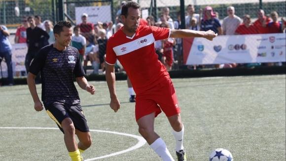 Бившият футболист на ЦСКА Христо Янев, който в настоящия момент