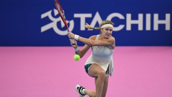 Южени Бушар допусна загуба в първия кръг на турнира по
