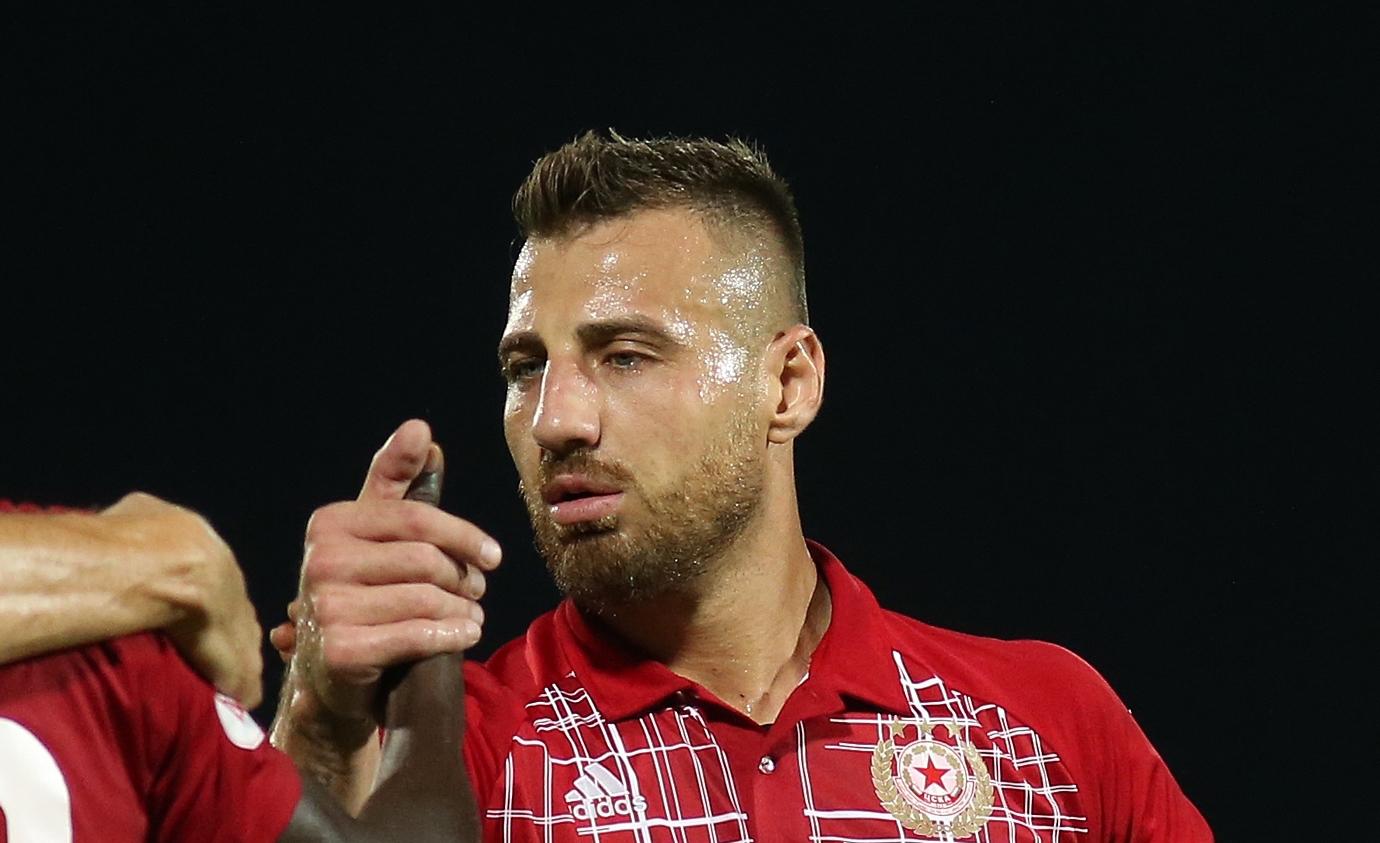 Централният защитник Николай Бодуров започна третия си сезон в ЦСКА-София.