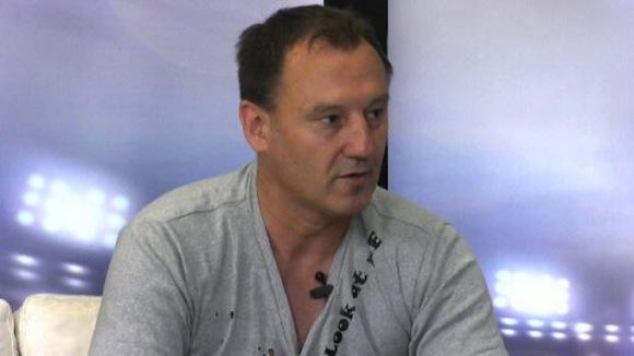 Бившият футболист и член на УС на Левски Гошо Гинчев