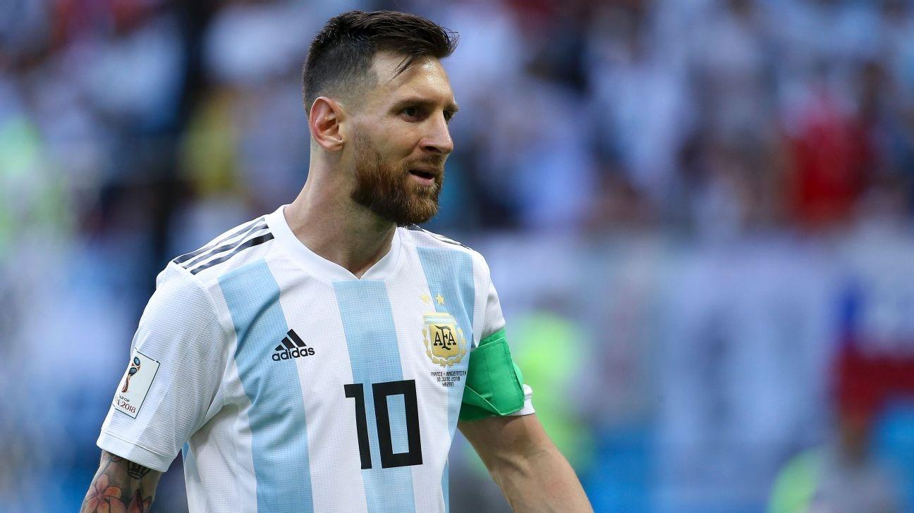 Лионел Меси няма да играе за Аржентина в предстоящите приятелски