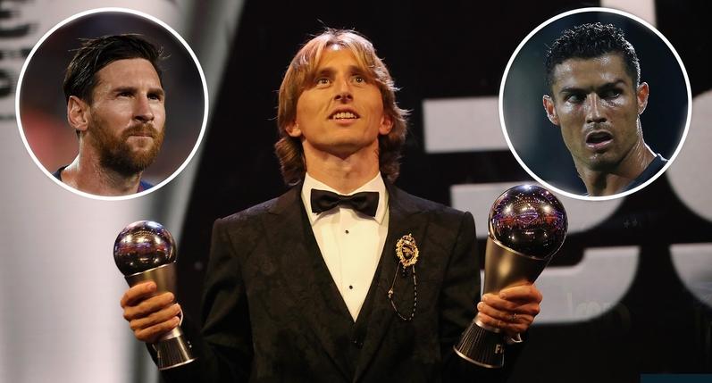 Двамата топфутболисти на света в последните години Кристиано Роналдо и