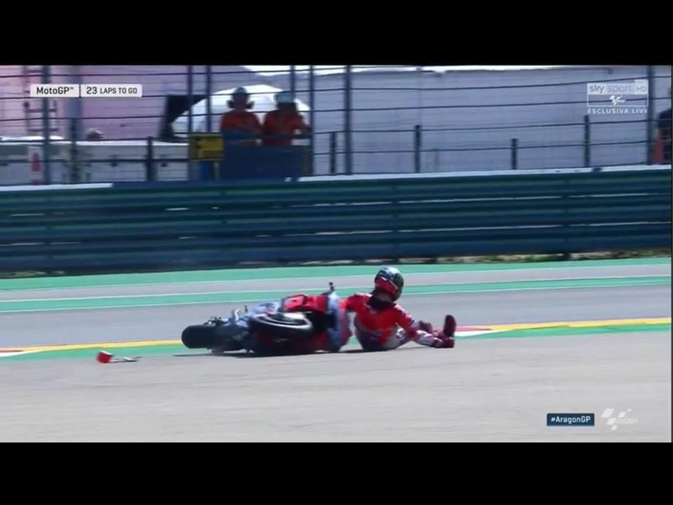 Пилотът на Ducati в MotoGP Хорхе Лоренсо може да пропусне
