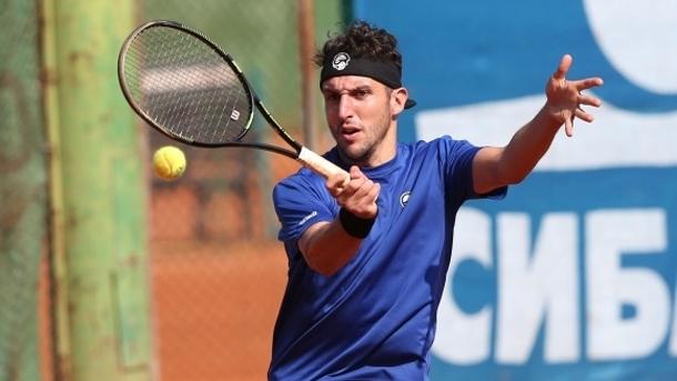 Българинът Васко Младенов се класира за втория кръг на турнира