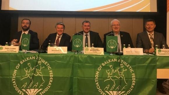 Атлетическата федерация на Сан Марино бе приета днес за член