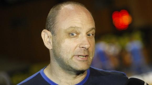 Треньорът на Левски Лукойл Тити Папазов отдаде слабото представяне на