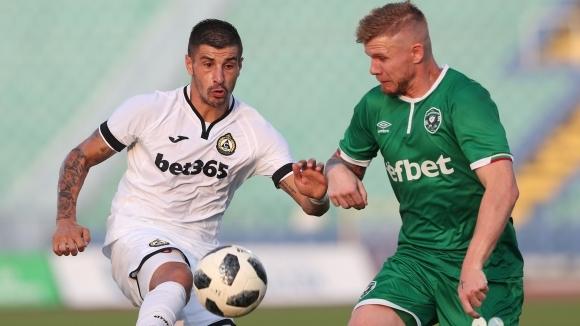 Славия ще тръгне към защита на Купата на България без