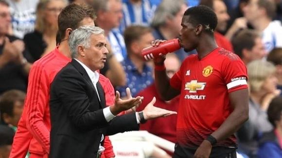 Мениджърът на Манчестър Юнайтед Жозе Моуриньо е спрял да разчита