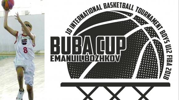 Един от първите участници в турнирите БУБА Къп Иван Алипиев