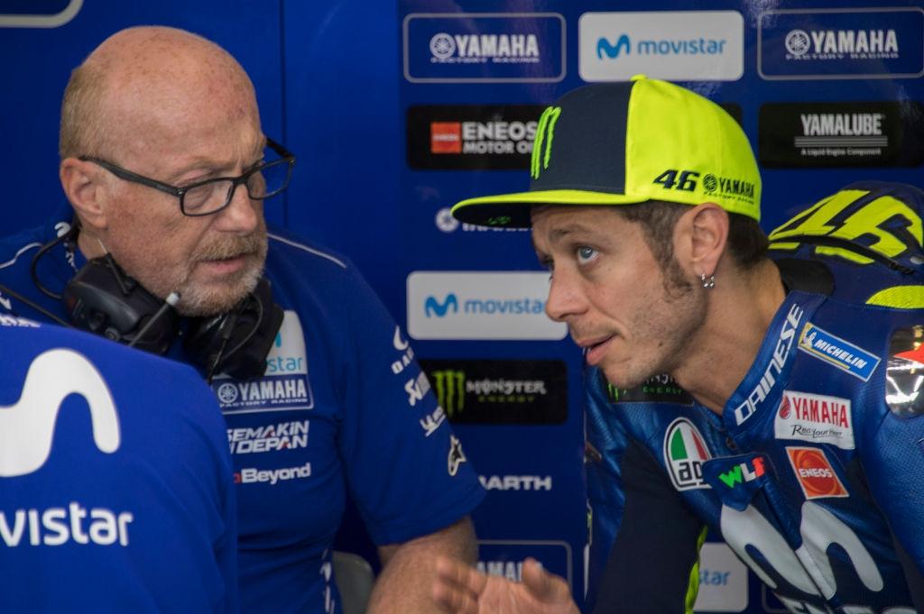 Валентино Роси разкри, че е изпробвал версия на новия двигател
