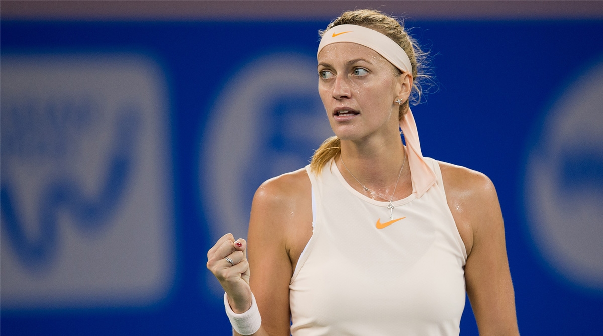 Двукратната шампионка Петра Квитова отпадна в третия кръг на турнира