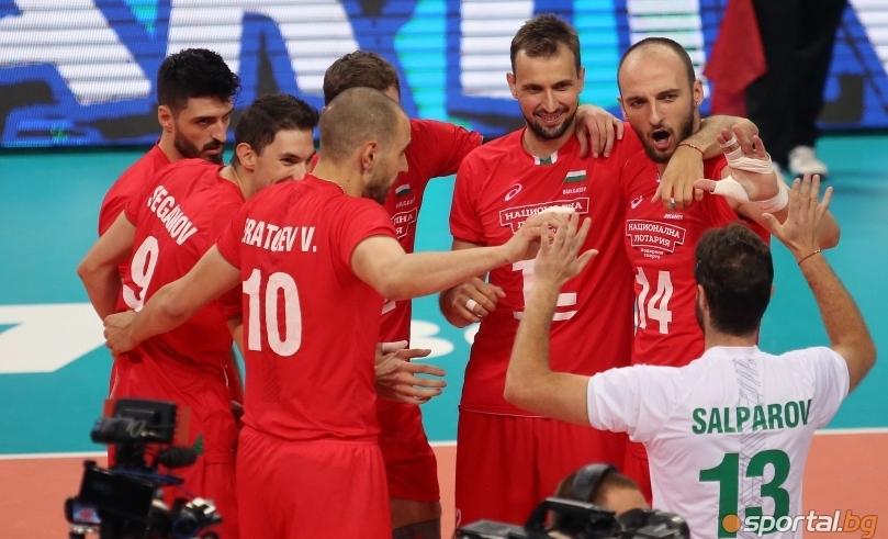 България завърши на девето място в крайното класиране на световното