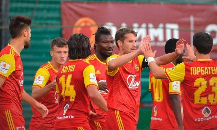 Пълни 90 минути изигра българският национал Георги Костадинов при успеха
