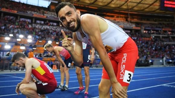Адам Кшчот стана най-успешният състезател на 800 метра на европейски
