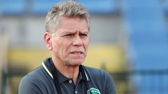 Наставникът на Лудогорец Пауло Аутуори коментира победата на тима с