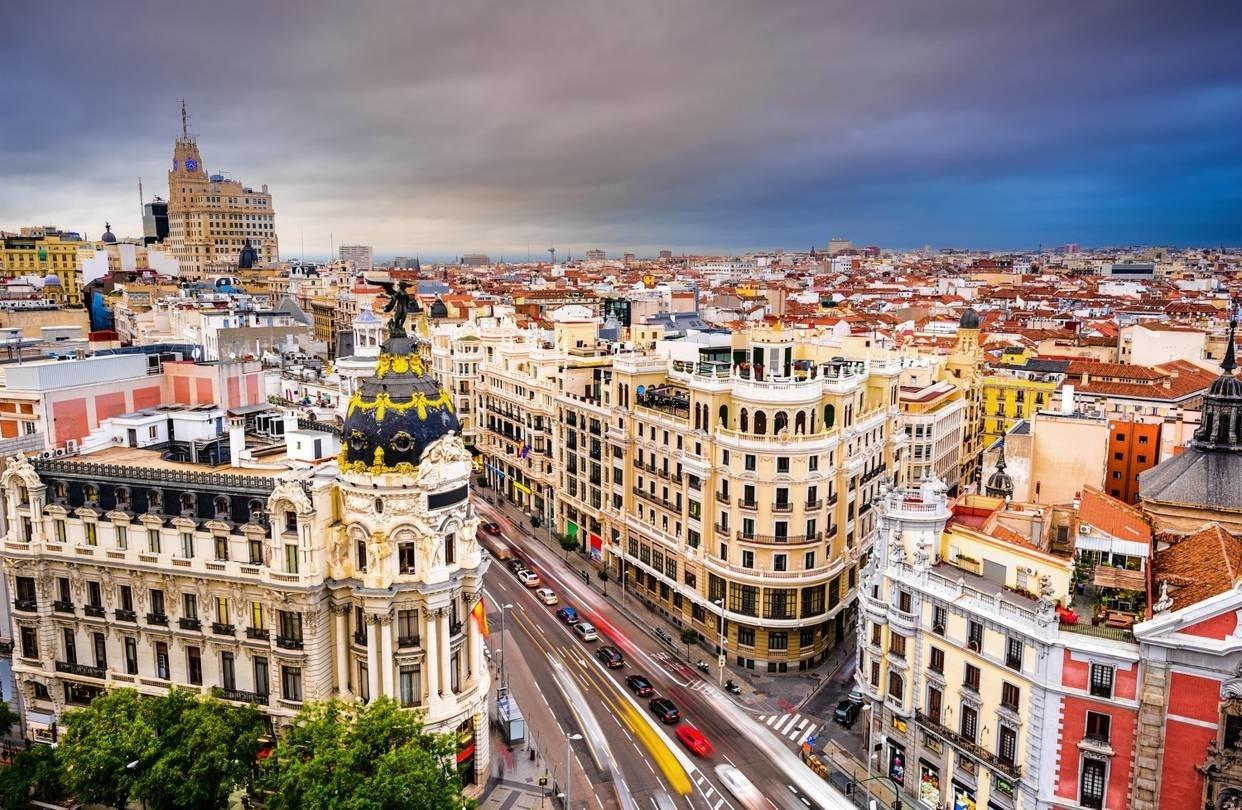 Испанската столица Мадрид беше избрана да бъде домакин на първите