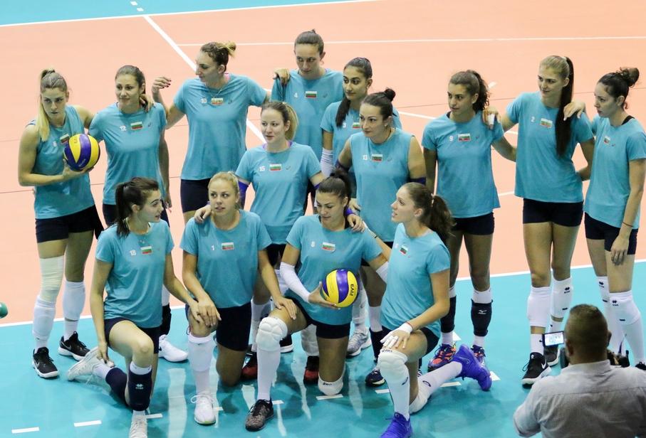 България без Елица Василева и Добриана Рабаджиева. На пръв поглед