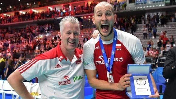 До началото на световното първенство по волейбол зъ мъже в