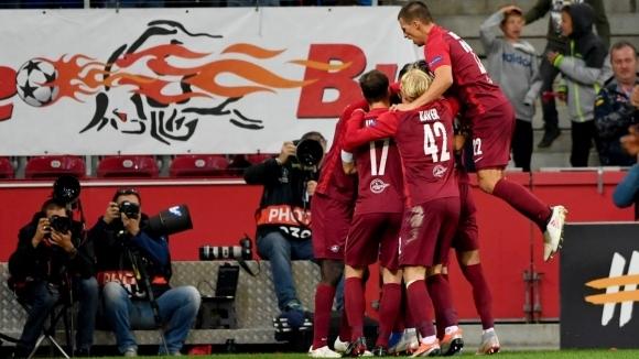 Отборът на Ред Бул Залцбург записа втора поредна победа в