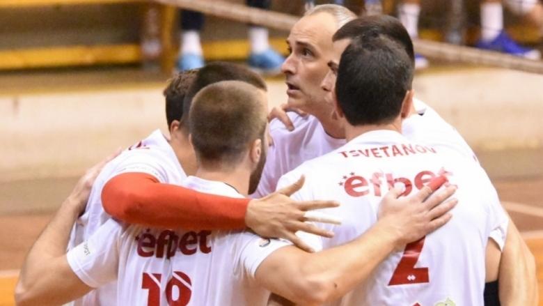 ЦСКА спечели осемнадесетото издание на традиционния турнир по волейбол за