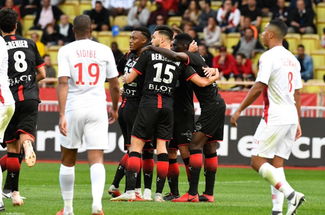 Отборът на Монако загуби като домакин от Рен с 1:2
