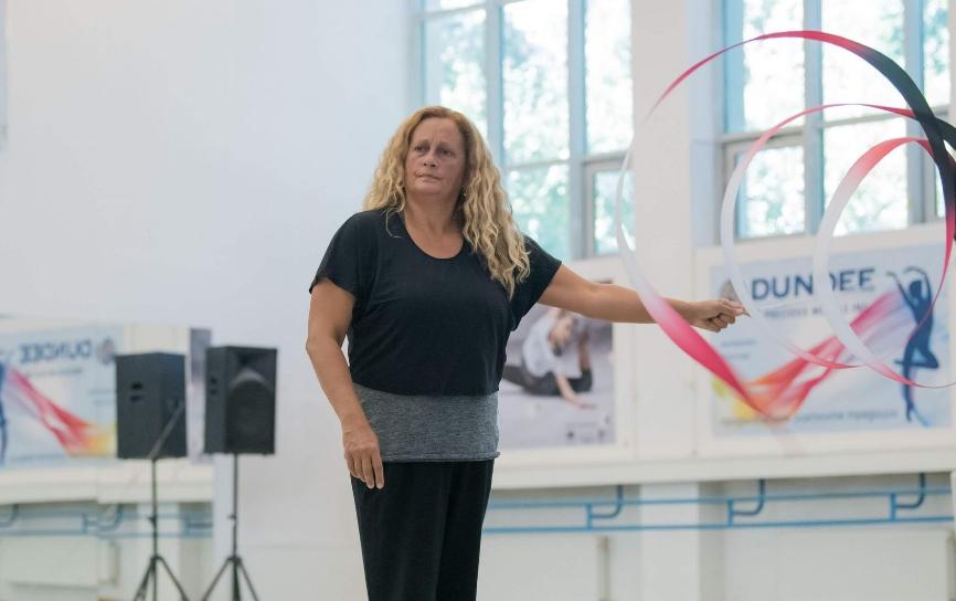 Лили Игнатова участва в последния ден на треньорския семинар на