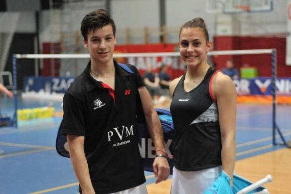 Димитър Янакиев и смесената двойка Мария Мицова и Алекс Влаар