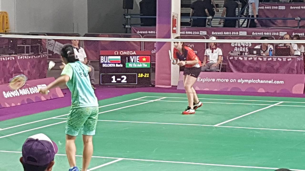 Продължава победният ход на Адриан Андреев в тенис-турнира от младежките