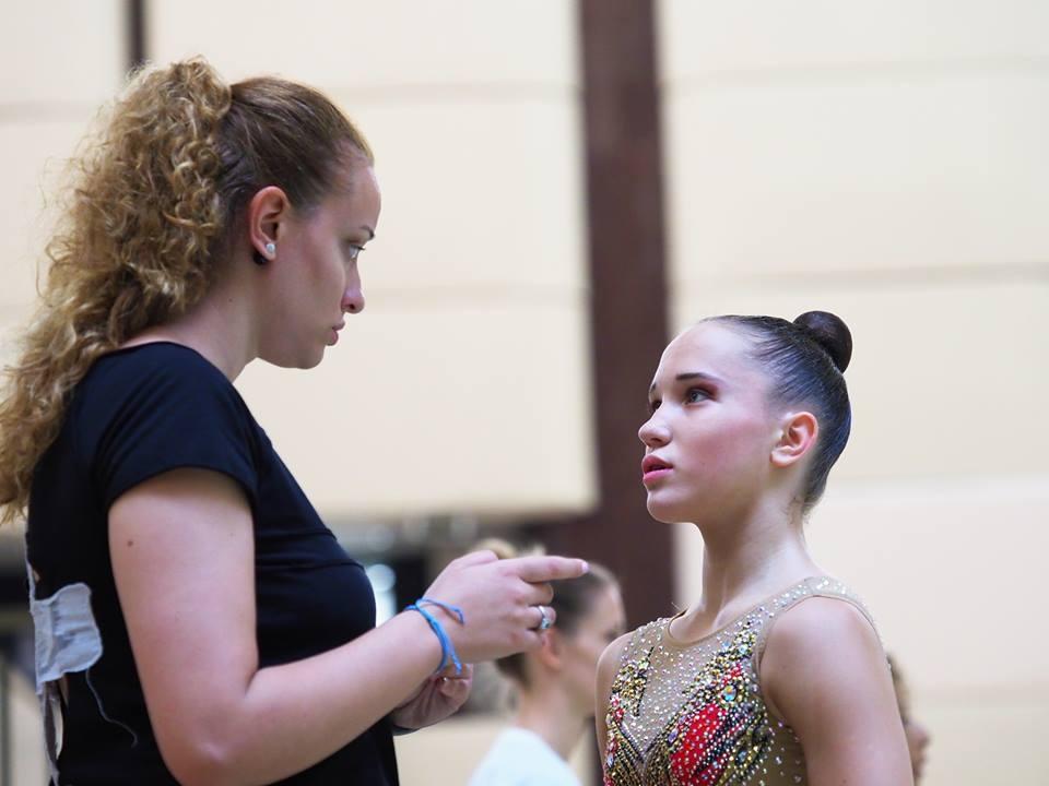 Българката Татяна Воложанина заема шесто място във временното класиране след