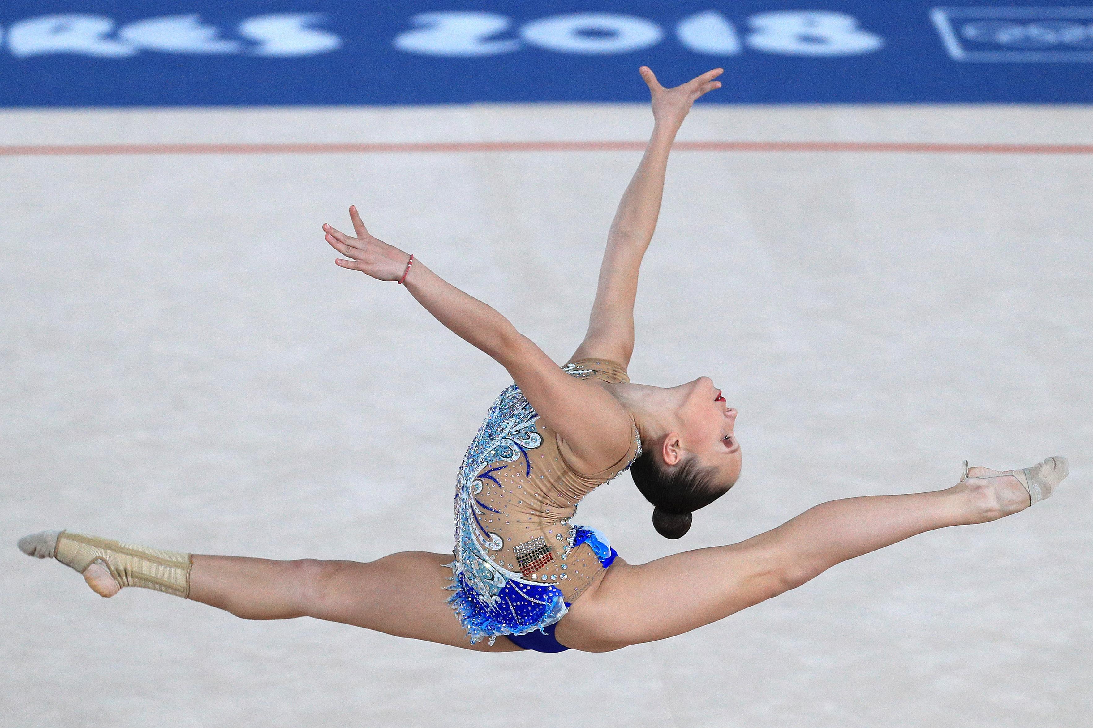 Българката Татяна Воложанина се класира за финала в многобоя на