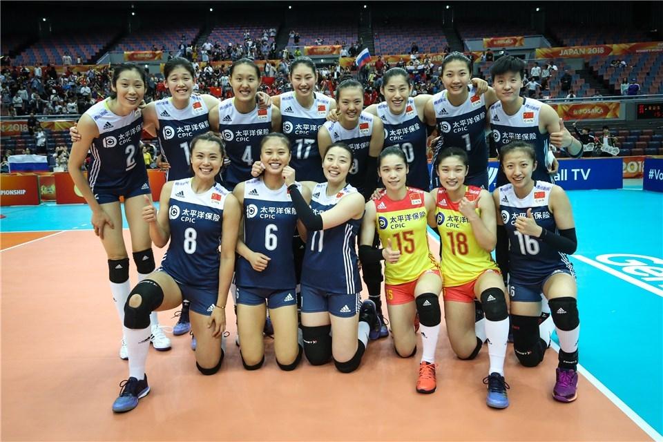 Волейболистките на Китай оставиха тима на Русия аут от финалите