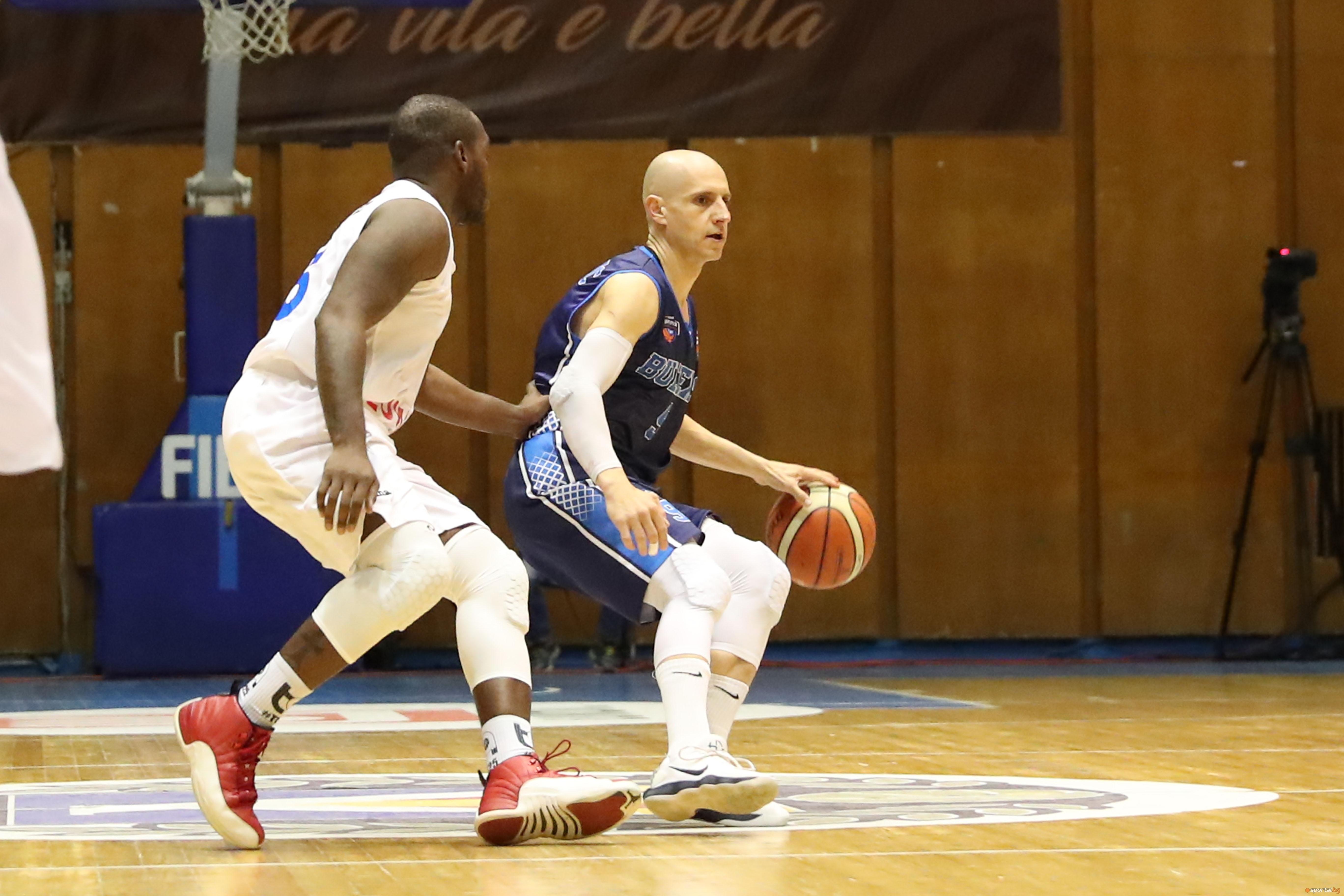 Неприятен проблем споходи пловдивския баскетболен тим на Академик Бултекс 99