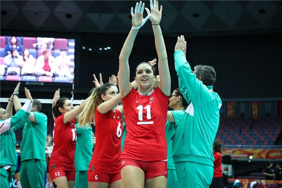 Националките на България приключиха участието си на световното първенство в