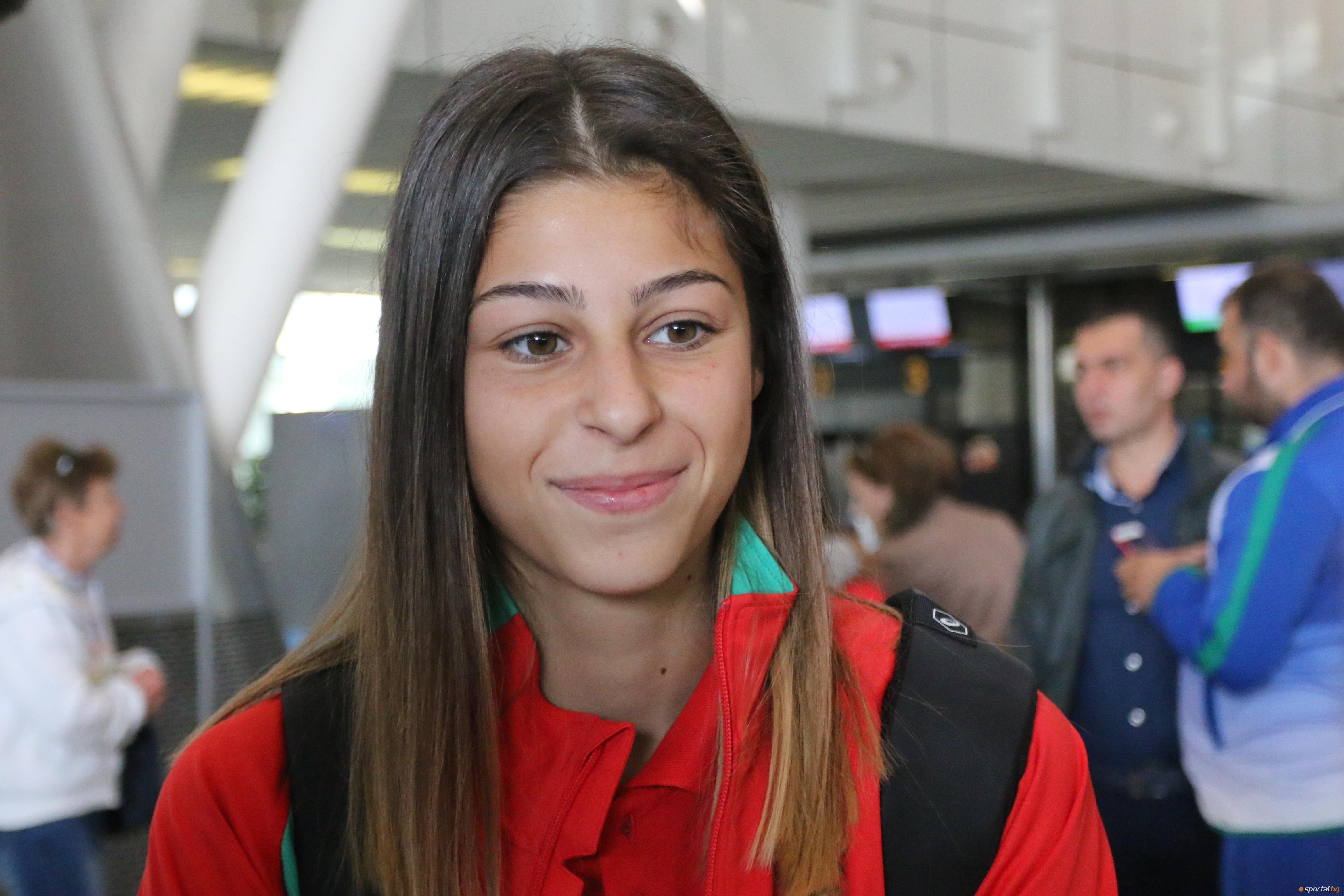 Александра Начева започна по отличен начин участието си на Младежките