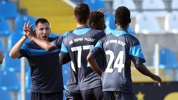 Отборът на Пирин (Разлог) победи с 2:0 като гост Германея