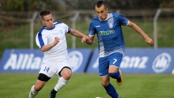 Спартак се наложи с 2:0 в Червен бряг над Партизан