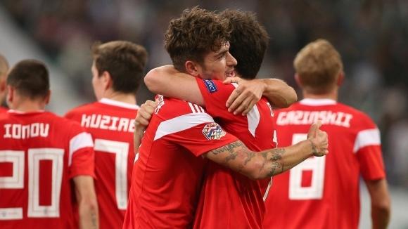 Отборът на Русия спечели с 2:0 срещу Турция в мач