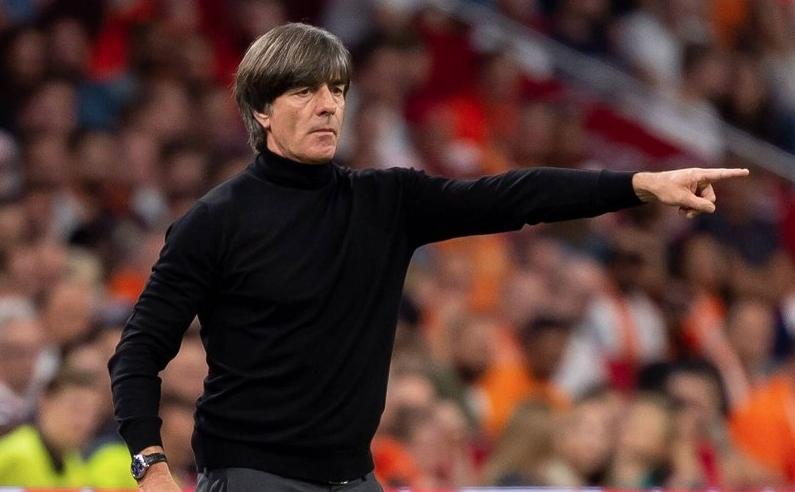 Изненадващо или не, но на този етап Германският футболен съюз