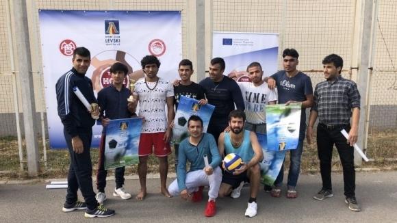 """Спортен клуб Левски-Спорт за всички организира събития в """"Специален дом"""
