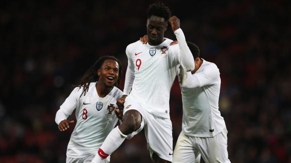 Отборът на Португалия победи с 3:1 Шотландия като гост в