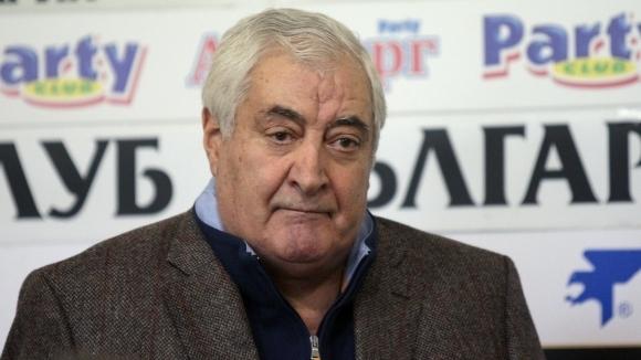 Иван Вуцов не е доволен от играта на отбора срещу