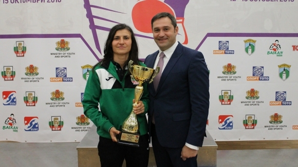 Четири златни медала спечелиха българските боксьорки на 4-тото издание на