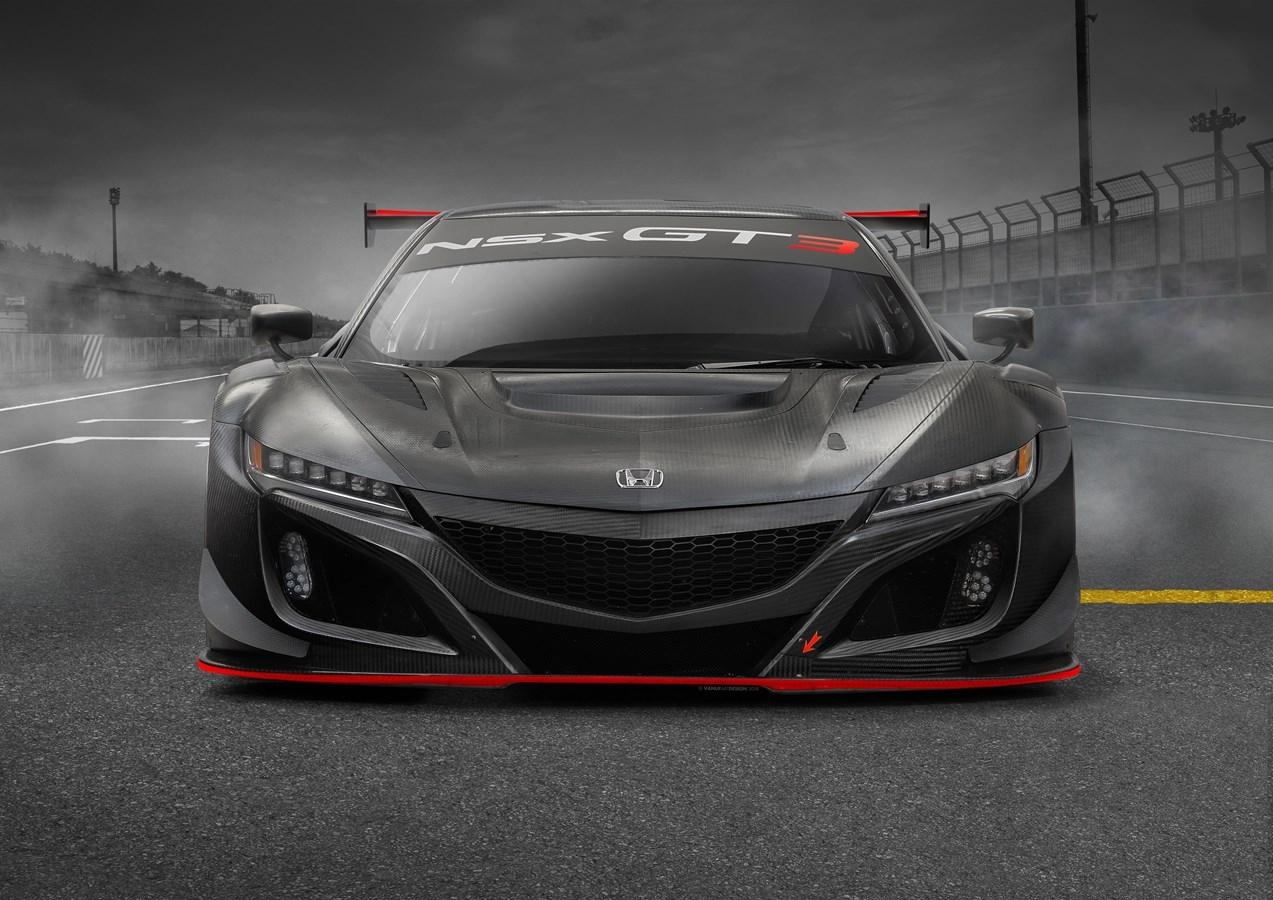 Подобреният модел NSX GT3 Evo ще се състезава на пистите