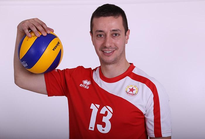 Мартин Божилов спечели 4 титли с екипа на Марек Юнион