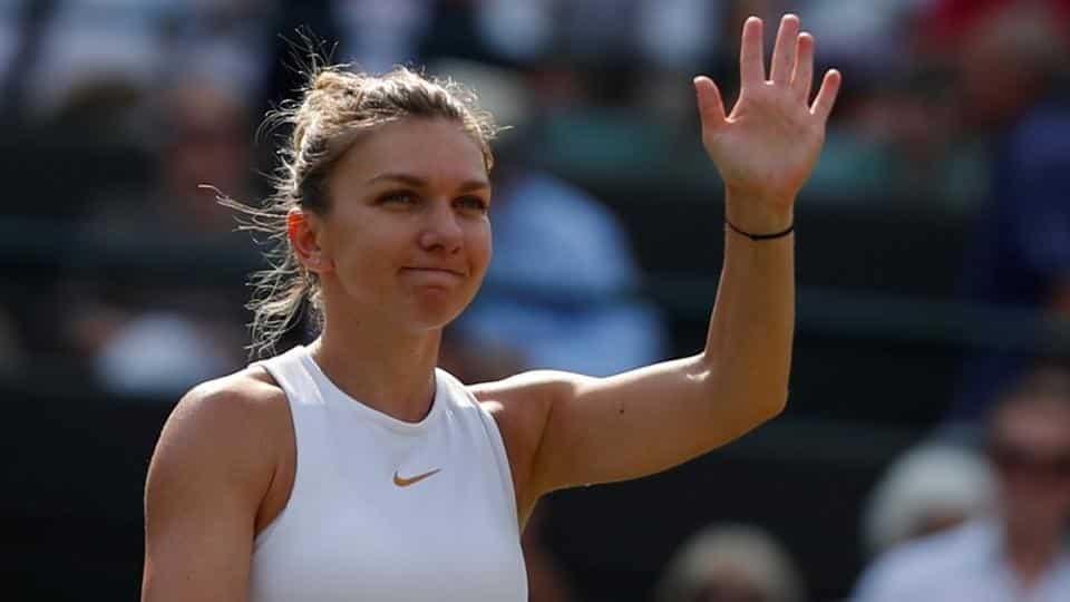 Водачката в световната ранглиста по тенис Симона Халеп (Румъния) отказа