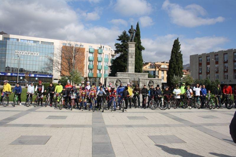 В Сливен на 21 октомври ще се състои велотур, съобщиха