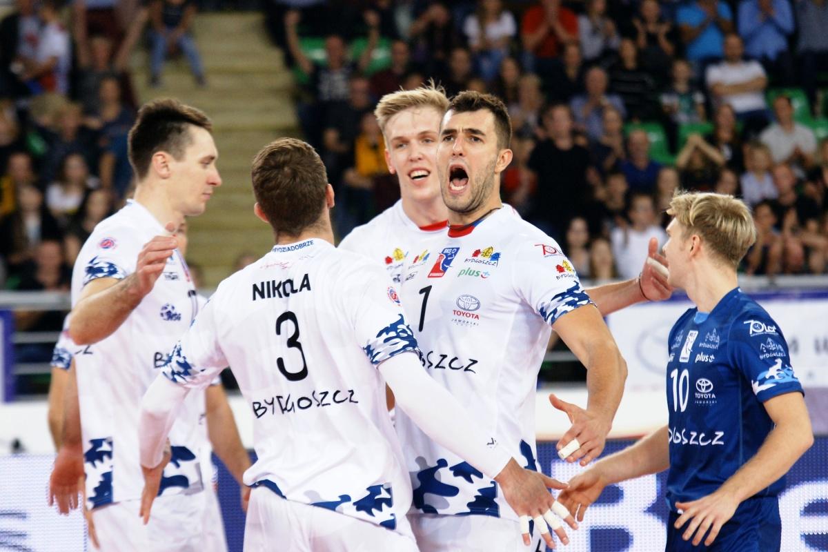 Шампионът на Полша СКРА Белхатов започна с фалстарт защитата на